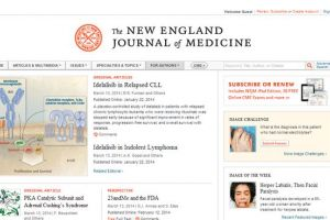 The New England Journal of Medicine: Research Review Articles ...