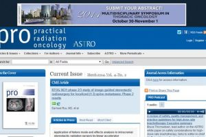 Practical Radiation Oncology